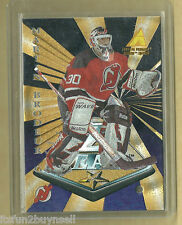 MARTIN BRODEUR 1995-96 PINNACLE ZENITH Hockey Z TEAM INSERT Promo # 2 Rare