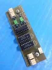WINKADAP 02.97 CIRCUIT BOARD SN74LS393N SN74LS14N USED (C44)