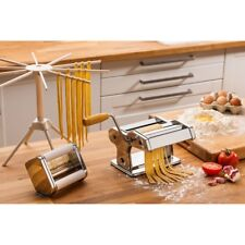Premier Housewares Multi Pasta Maker Set - Chrome.