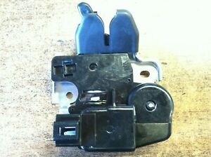 NEW OEM 2009-2014 NISSAN MAXIMA TRUNK LATCH / LOCK / RELEASE ASSEMBLY