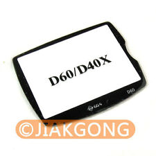 GGS LCD Screen Protector glass for NIKON D60 D40X D40