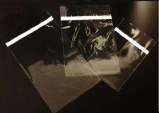 100 BUSTE trasparenti x FUMETTI Diabolik Alan Ford Kriminal Satanik 131 x 178 mm
