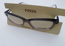 FOSSIL GLASSES FRAME Bendigo Black of2096001