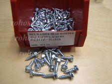 10 X 3/4 Hex slott Head Self tapping screw 25 lbs 3870 pcs metal screws