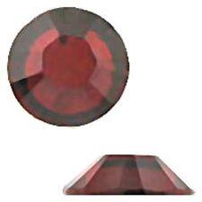 Swarovski Crystal Flatback SS12 Siam Color 3mm. Approx.144 PCS. 2058