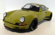 Véhicules miniatures verte en plastique pour Porsche