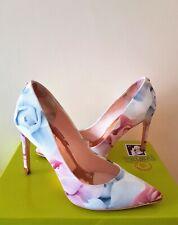 Ted Baker Neevo Porcelain Rose Court Evening Shoes/Heels 5 Eu38*Dress Blazer Lst