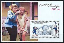100. Dép d'Astrid Lindgren-Bloc 26-Communauté sortie M. Allemagne