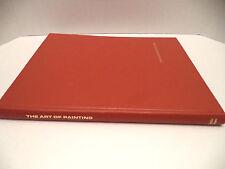 Art of Painting Walter Brooks Grumbacher Golden Press 1968 instruction hardback