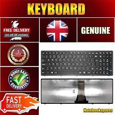 for Lenovo IdeaPad 25211071 25211032 Laptop Keyboard UK Layout Black