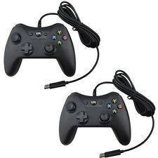 5X USB Wired Remote Controller Vibration Feedback For Microsoft XboxOne Xbox One
