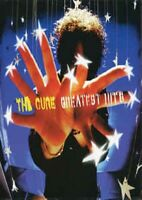 DVD The Cure – Greatest Hits AUSTRALIA 2001 SEALED
