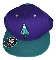 Stall & Dean Rucker Spinner Spinning Top Logo Fitted Hat Cap Pick Size