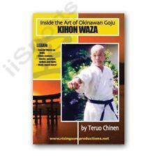 Inside Miyagi Chogun Okinawan Goju Ryu Karate Kihon Waza Dvd Teruo Chinen new