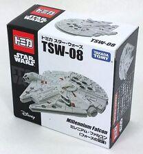 new TAKARA TOMY Tomica TSW-08 Star Wars Millinium Falcon Force Awakens ver.