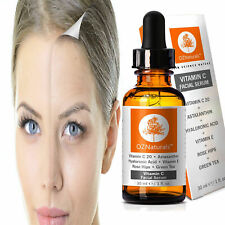 OZ Naturals Vitamin C+ Facial Serum For Your Face Anti Wrinkle, Anti Aging