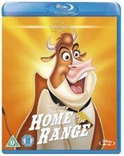 Home on The Range Blu-ray Region 8717418471392 Will Finn John Sanf