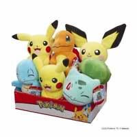 Official Licensed Pokemon Plush Soft Toy 8 Inch Stuffed Doll Teddy Nintendo UK
