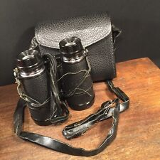 Vtg Binoculars Airguide Field Glass 4 power no. 36 Box USA Chicago PRIORITY MAIL
