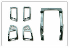Chrome Interior molding kit For Kia Sorento R (2009 ~ 2011)////