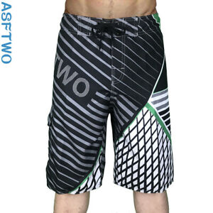 New twill quick-drying surf beach shorts fitness men's five-point shorts