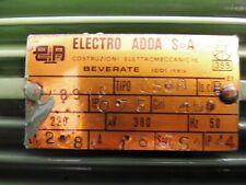 1 x ELECTRO ADDA SpA Elektromotor C80A