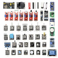 45 In 1 Sensor Module Starter Kit Updated 37 Sensor Kit For Arduino Education