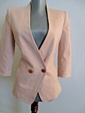 NWOT TED BAKER LONDON WORKING TITLE  2 BUTTON FITTED JACKET 0 (U.S. 2)
