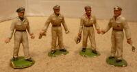 Vintage Scalextric figures ?  - trackside Scenery 1/32