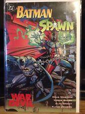 Batman-Spawn: War Devil #[nn] ([Spring] 1994, DC Comics) Todd McFarlane, DC