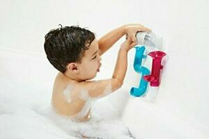 Boon Tubes Builder Bath Toys Set Pack of 3. New In Box