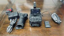 Sony NEX-FS700U HD Professional Film Movie Camcorder EXMOR Super35 CMOS NXCAM