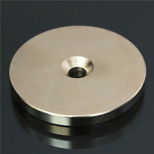N52 50mmx5mm Countersunk Ring Magnet Disc Hole 6mm Rare Earth Neodymium Magnets