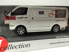 TOYOTA HIACE Malaysia Post 20071:43 J COLLECTION VOITURE-DIECAST-JCL171