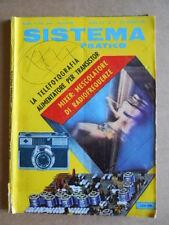 Sistema Pratico n°11 1967  - rivista elettronica     [D20]