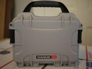 Nanuk 903 Waterproof, Dustproof Hard Case With Foam