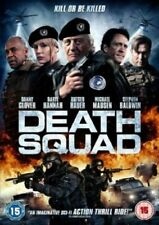 DEATH SQUAD - Kill Or Be Killed -  DVD  -  NEW SEALED