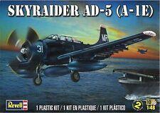 Revell Monogram Douglas Skyraider AD-5 (A-1E) model kit 1/48