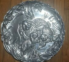 Bunny Plate By Aurther Court 12 In With Box
