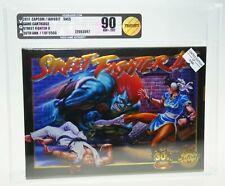 STREET FIGHTER II 2 30th Anniversary Super Nintendo SNES iam8bit NEW VGA 90