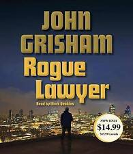 Rogue Lawyer by John Grisham - CD Audiobook - New & Sealed
