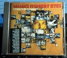 MAMA'S HUNGRY EYES A TRIBUTE TO MERLE HAGGARD CD '94 Willie Nelson & more