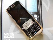 Telefono Cellulare NOKIA 6120 CLASSIC 6120C NUOVO rigenerato