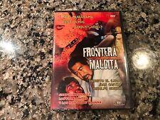 Frontera Maldita New Sealed DVD! Miss Bala El Topo Hell Saving Private Perez