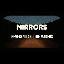 Reverend And The Makers - Mirrors Vinyl LP Album - BONUS Tracks Special Edition