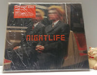 CD Pet Shop Boys NIGHTLIFE Album Limited Double PVC Sleeve FOC 12 Track NEU