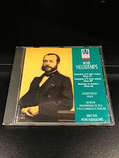 Vieuxtemps:Concerti Pour Violon No.6&7;CD-1997-Auvidis Records-VG Condition