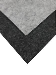 FILZ Platten Bastel Set ★ 6 Farben 12 Platten á 25 x 15 cm 1mm Dicke ★ Hobbyfun