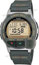 Casio super retro calculator  rec spy watch orologio telenemo cronograph montre
