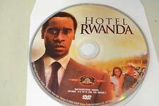 Hotel Rwanda (Dvd)Widescreen Disc Only Free Shipping 1-222